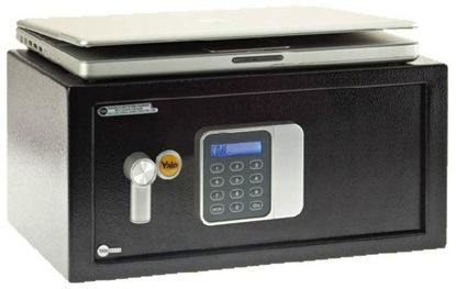 Picture of Yale Guest Digital Safe Box Laptop - YLG200DB1