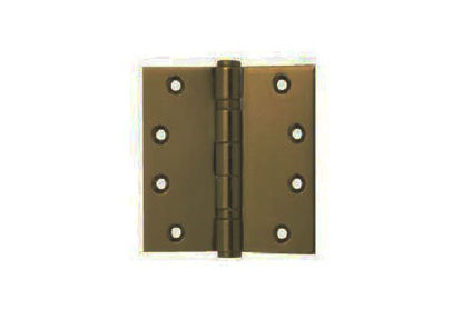 Picture of Yale 2 Ball Bearing Button Tipped Door Hinge 2BB 3X3X2 MM ABSS'
