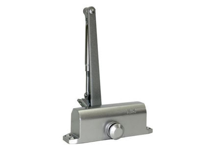 Picture of Yale Door Closer Adj. Arm Ho Function Silver