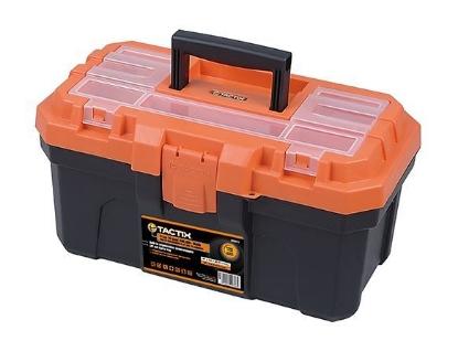 "Picture of Tactix Plastic Tool Box 16"""