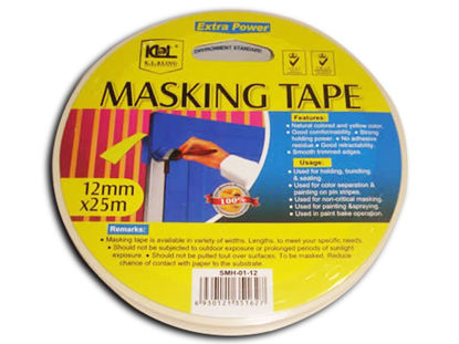 Picture of Kl & Ling Int Inc Masking - KISMH0124