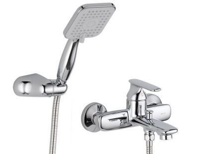 Picture of Delta Andian Series - On-Wall Tub and Shower