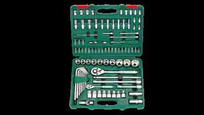 "Picture of Hans 88 pcs Universal Tool Kit 1/4 "" , 1/2 "" DR -TK88"