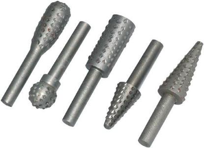 Picture of S-Ks Tools USA 5 Pcs. Rotary File Set - RFS