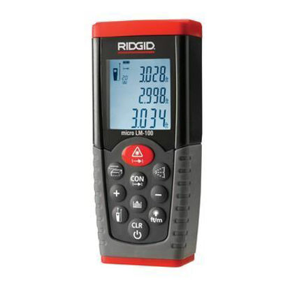Picture of Ridgid micro LM-100 Laser Distance Meter