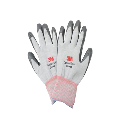 Picture of 3M Gloves Comfort Grip  - General Use, Large