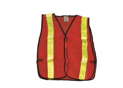 Picture of Lotus LRV2404LO Reflective Vest (Orange)