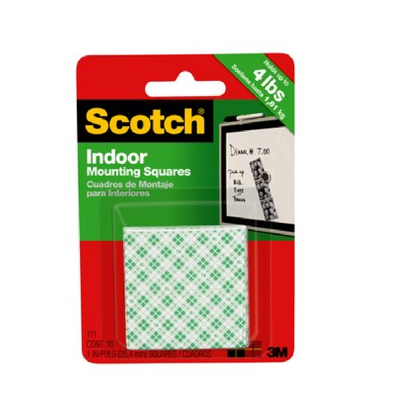 Picture of 3M Scotch indoor mounting squares