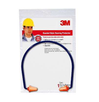 Picture of 3M  Hearing protector - Band style