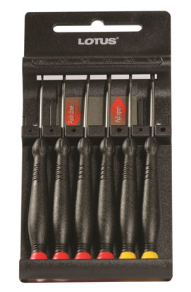 Picture of Lotus LTHTPS600 Screwdriver Set (PRECISION)