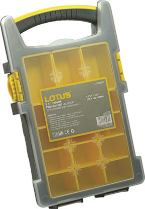 "Picture of Lotus Parts Organizer (VERTICAL 8"") LTPO8500"