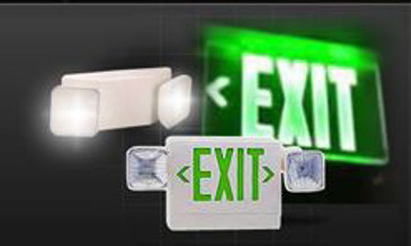 Picture for category Exit Lights