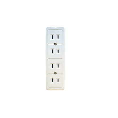Picture of Firefly 4 Gang 2-Pin Convenience Outlet FEDOU204