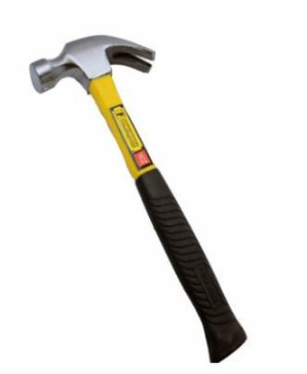 Picture of Powerhouse Fiberglass Claw Hammer