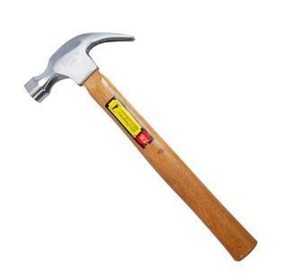 Picture of Powerhouse Wooden Claw Hammer 16 Oz