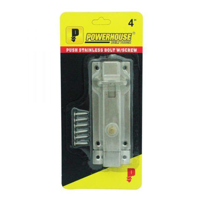 Picture of Powerhouse Push Bolt