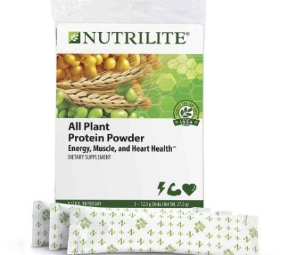 Picture of Nutrilite All Plant Protein Powder Stick