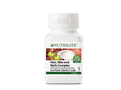 Picture of Nutrilite Hair, Skin And Nails Complex Tablet