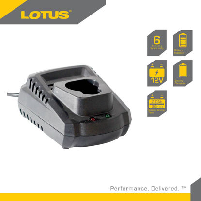 Picture of Lotus Fast Charger 12V X-LINE LTFC1200