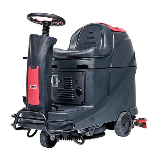 Picture of Micro Rider Floor Scrubber - NFAS530R