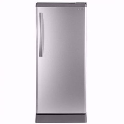 Picture of SHARP SJ-DTH55BS-SL 5.5 cu.ft Single Door Semi-Automatic Defrost
