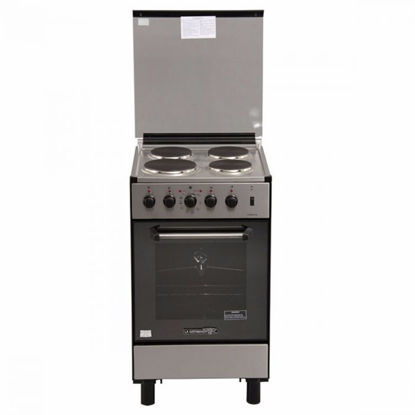 Picture of La Germania FS5004 40XR 50cm range, 4 Electric Hotplate | Electric Oven | Electric Grill with Rotisserie