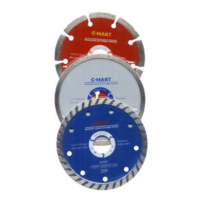 Picture of Diamond Cutting Wheel 3-pc Set A0087