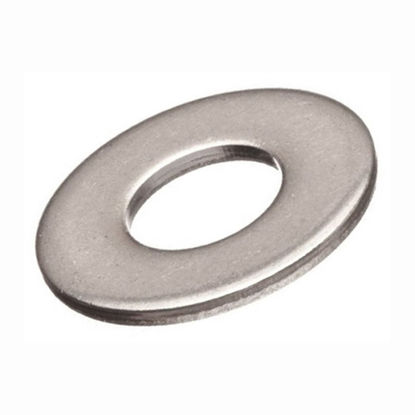 Picture of 316 Stainless Steel Flat Washer Metric Size