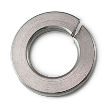 Picture of 316 Stainless Steel Lock  Washer Metric Size