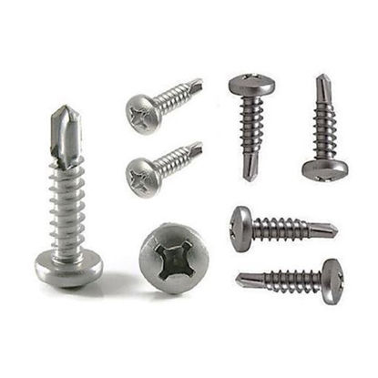 Picture of 304 Stainless Steel Self Drilling Screw - Pan Head