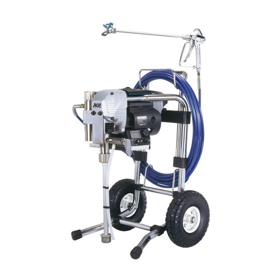 Picture of Electric Piston Pump Airless Sprayers - PM039
