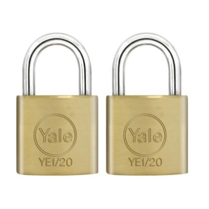 Picture of Key Alike 2 Pieces Brass Padlocks YE1/20/111/2
