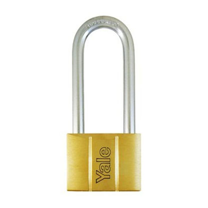 Picture of Long Shackle Brass Padlocks V140.60 LS64