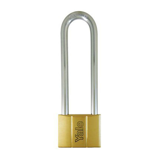 Picture of Long Shackle Brass Padlocks V140.60 LS120