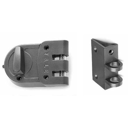 Picture of Rim Locks, Automatic Deadbolt V297