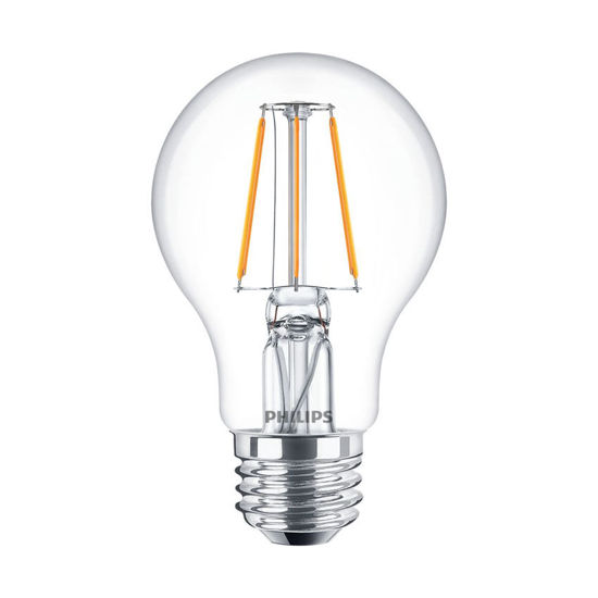 Picture of LED CLASSIC A60 E27 WW CL ND APR- Non-Dimmable