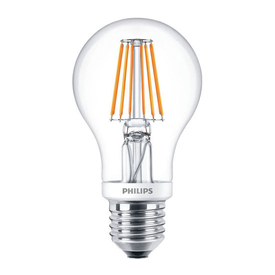 Picture of LED Classic A60 E27 WW CL D APR - Dimmable