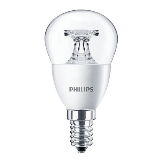 Picture of LED E14 2700K 230V P45 CL ND_AP 10/CT- Luster