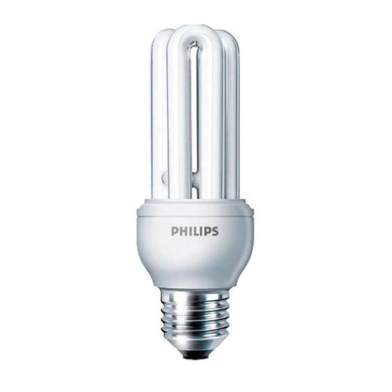 Picture of Philips Compact Flourescent Lamp Essential-3U