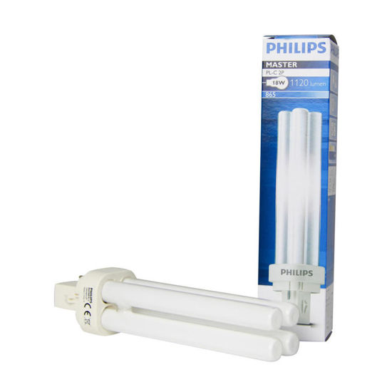Picture of Philips Compact Flourescent Lamp- Non Integrated (CFLni) 18W