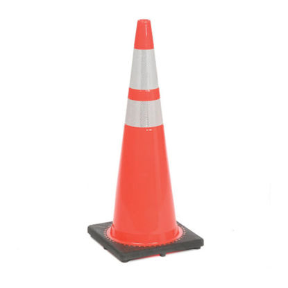 "Picture of Traffic Cones, Safety Cones, Size 18"",28"",30"",38"""