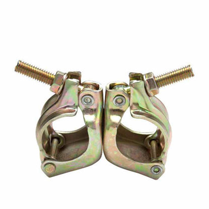 "Picture of Fixed  Clamp, Scaffolding Clamp Size 1-1/2"" , 2"""