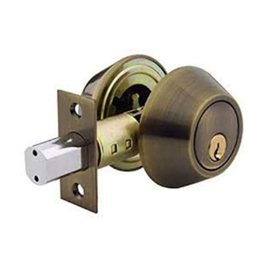 Picture of Yale YED1001 US5, YED1001 US3, YED1001 US32D, Essential Series Medium Duty Deadbolt, YED1001US5