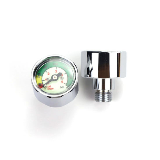 Picture of Harris Glass with Thread 35 PSI, 6062