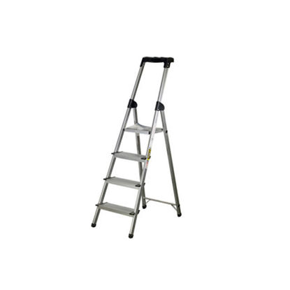 Picture of Jinmao Aluminum 4 Steps Household Ladder 150 kg, JMA0112104